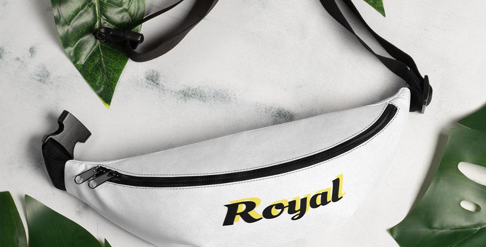 Custom Designed Royal Fanny Pack