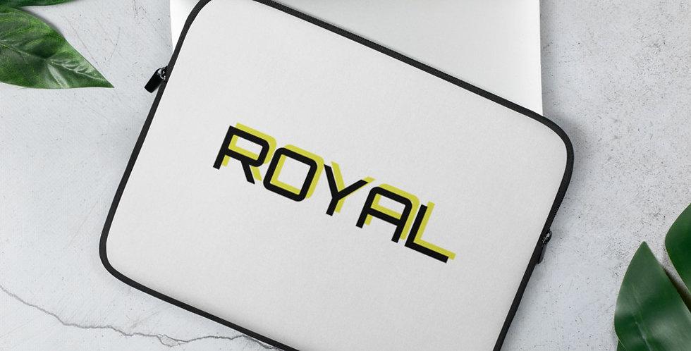 Custom Designed 'Royal' Laptop Sleeve