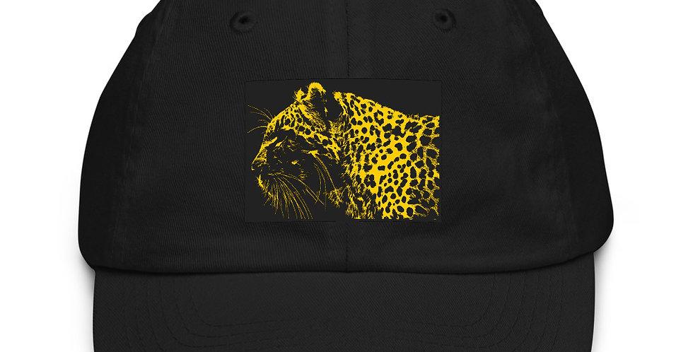 Le Leopard Youth baseball cap