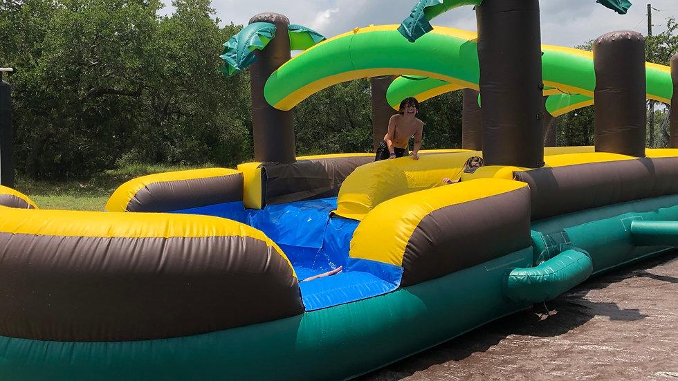 Jungle Slip-N-Slide