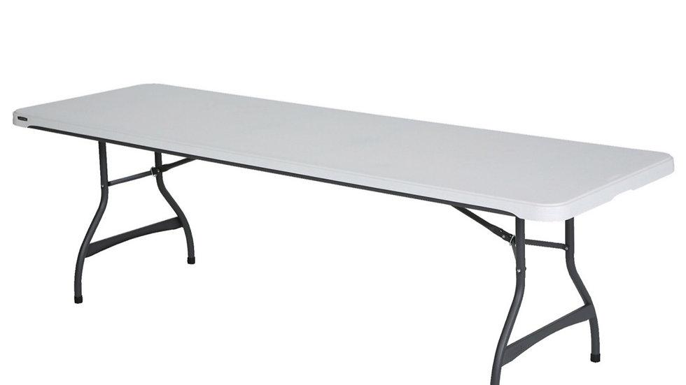 8' Lifetime Table