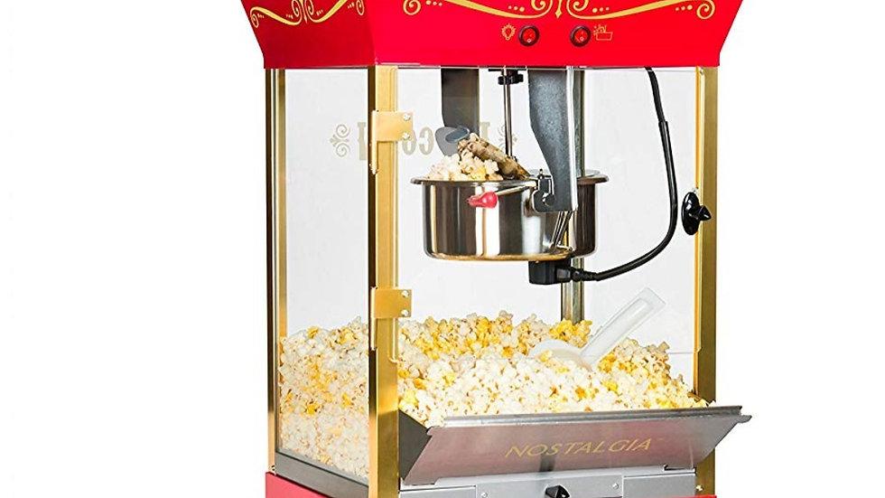 Nostalgia 10oz Popcorn Machine