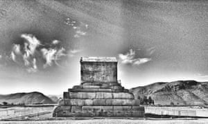 Tomb of Cyrus the Great, Pasargadae, Iran
