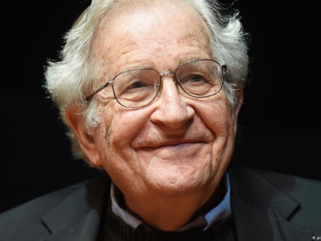 Limelight | Noam Chomsky: AADHAAR could be used in totally unacceptable ways