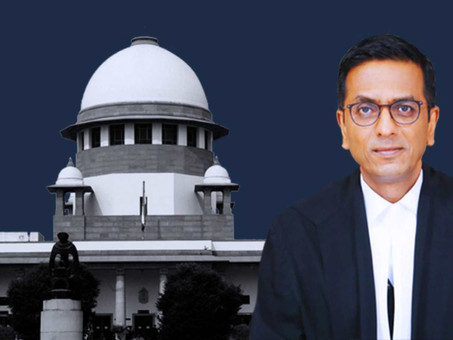 The Justice DY Chandrachud Interview: Supreme Court is Final not because it is right but it is right