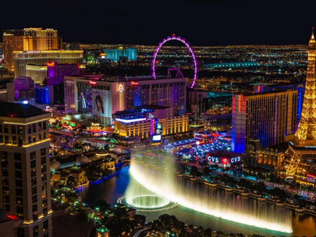 Las Vegas's Strange Position in the Climate Change Fight