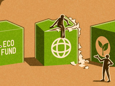 Greenwashing – the yin and yang of Climate Change