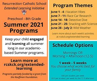 Summer 2021 Programs - Facebook Post.png
