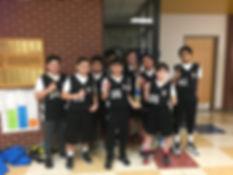 Resurrection's Boys Basketball Team