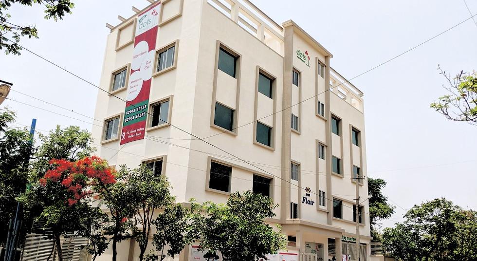 Dots Montessori Haralur  Building