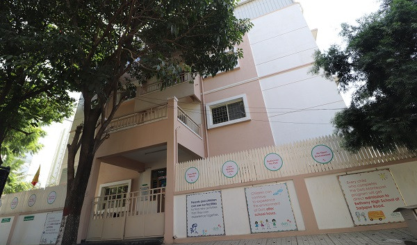 Dots Montessori Kudlu Building
