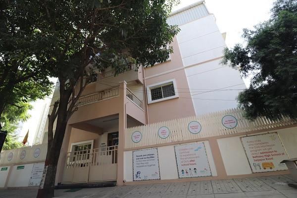 Dots Montessori Kudlu Building