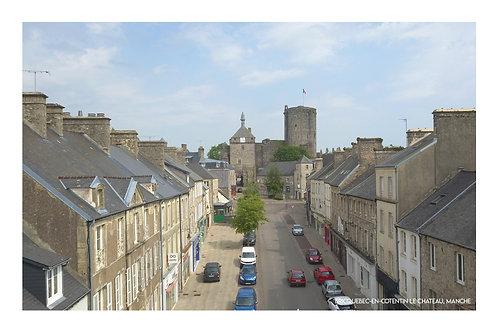 Bricquebec en Cotentin, Manche