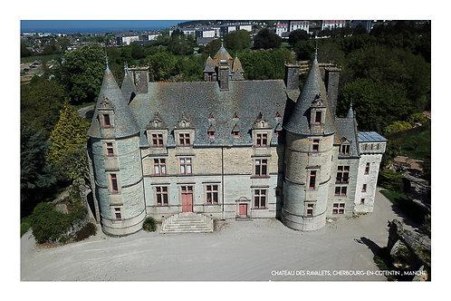 Château des Ravalet  , Manche