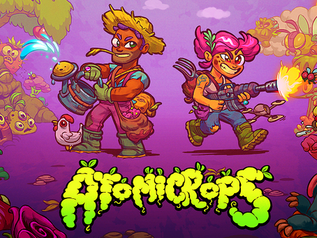 Atomicrops - Review