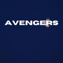 Avengers cover / Mockup