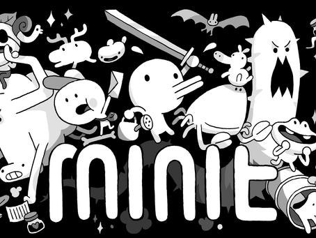 ITCH.IO BUNDLE - MINIT - Review.