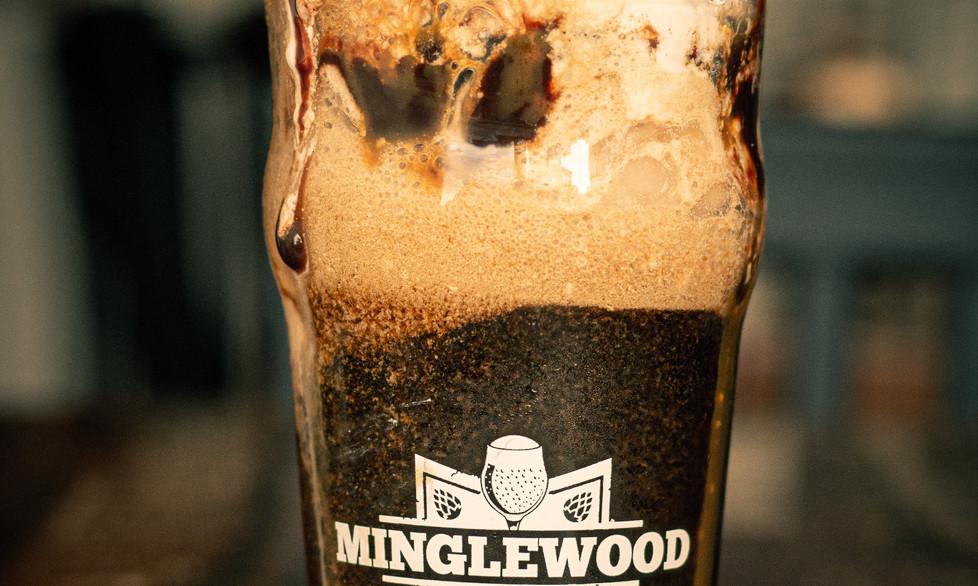 Morning Wood Breakfast Beer