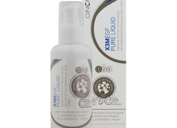 ClinicCare X3M EGF Pure Liquid Moisturiser 100ml