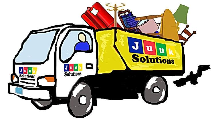 Junk Solutions Junk Truck