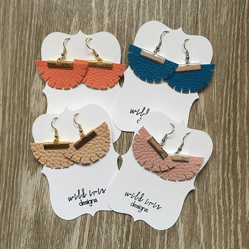 2020 Boho Fan Earrings