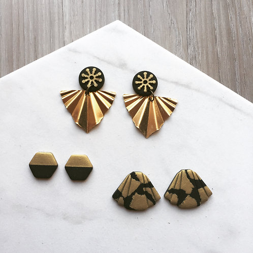 Deco Black & Gold Collection