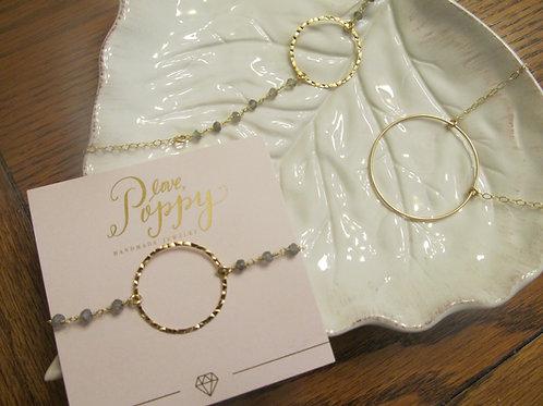 Love Poppy Jewels ~ Hoop Bracelets