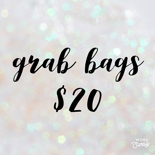 Mystery Grab Bags!