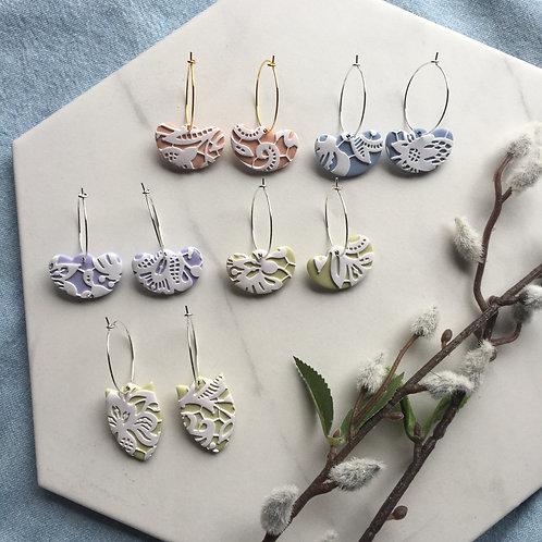 Spring Lace ~Petite Petals