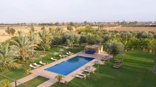 Marrakech Retreat (hôtel à Marrakech)