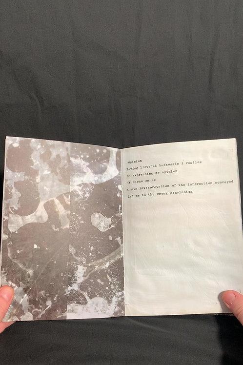A5 photo book - Buried