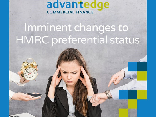 Bring in the HMRC changes - Trusted cashflow support from Advantedge