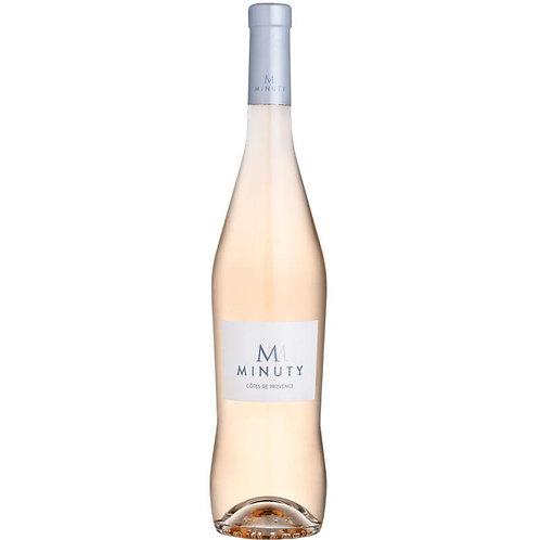 Vino rosado M de Minuty