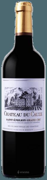Bordeaux Saint émilion grand cru