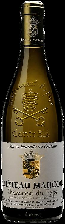 Chateau MAUCOIL Chateauneuf du Pape blanc 2019 75cl