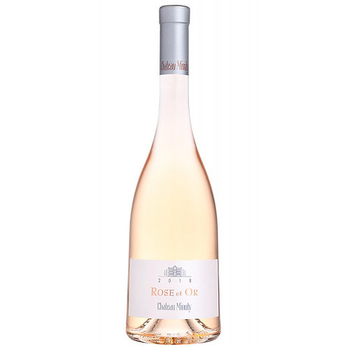 """Chateau Minuty """"Rose et or"""" 75cl 2019"""