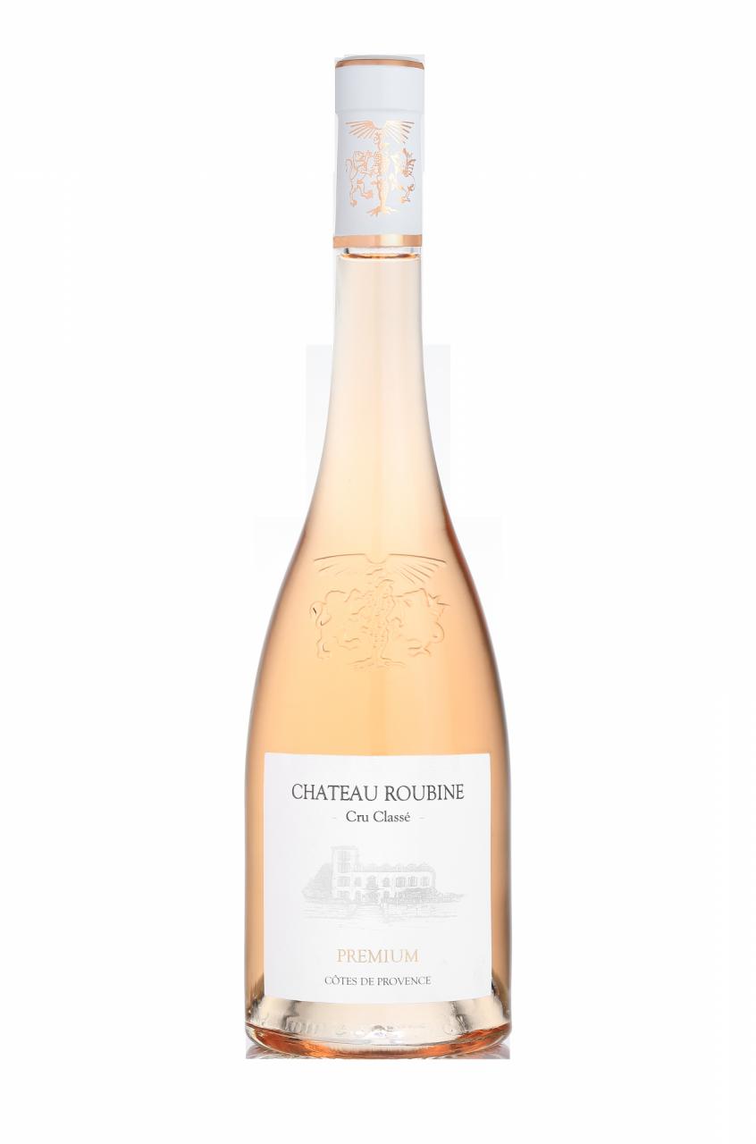 Vino rosado Chateau Roubine