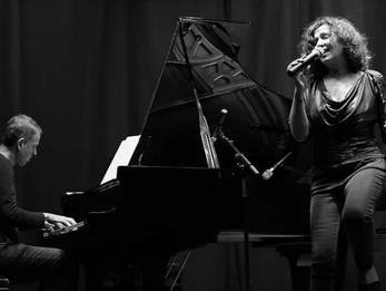 Cristina Vilallonga - Albert Bover duo, voix et piano