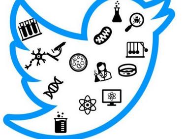 Scientists on Social media