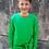 Thumbnail: Brontosaurus Dinosaur Unisex Children's sweatshirt - Hare Raising Designs
