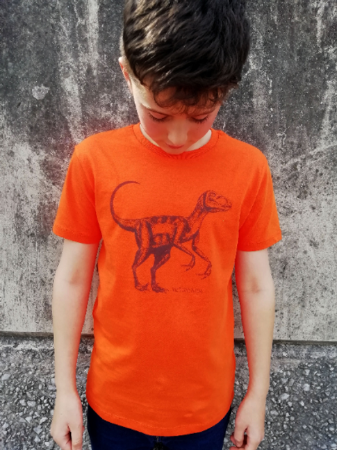 Organic Raptor  Kids T-Shirt