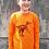 Thumbnail: Velociraptor Dinosaur Unisex Children's Sweatshirt