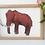 Thumbnail: Unframed A4 Mammoth Giclée Print