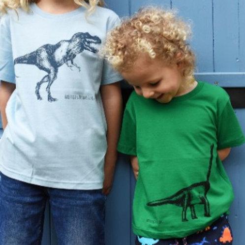 Organic Bronty Kids T-Shirt