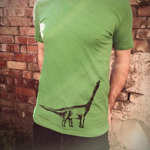 Organic Bronty Adults Unisex T-Shirt