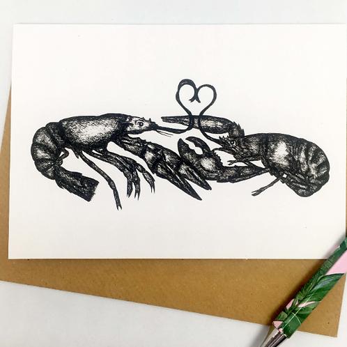 You're my Lobstar Card