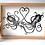 Thumbnail: Unframed A4 Octopus Giclée Print