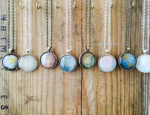 Industrial Whimsy Necklaces