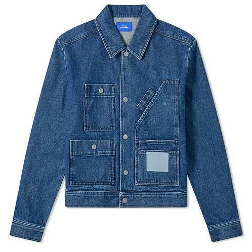 PACCBET Denim Trucker Jacket