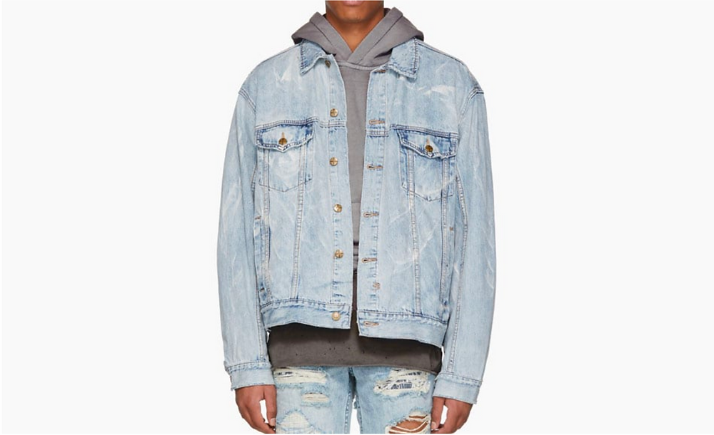 Ksubi Trucker Jacket